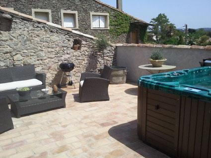 gite Pays Cathare Gites de France dans l'Aude à Castelnau d'Aude