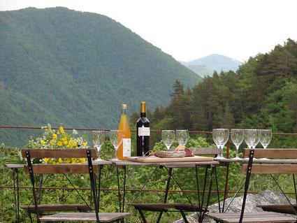 Le Domaine de Saint Jean, chambres d'hotes au cœur des vignes en Corbières