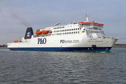Pride of Cherbourg (3). Courtesy Gary DAVIES (Maritime Photographic).