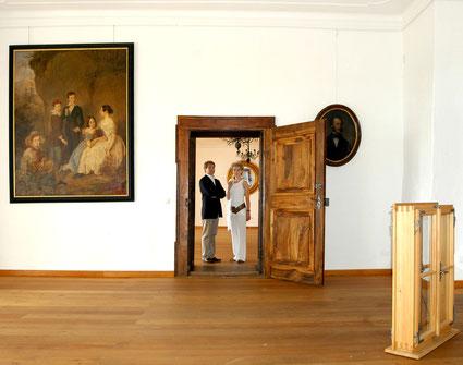 Kranz Kastenfenster, August und Dorothea Kranz