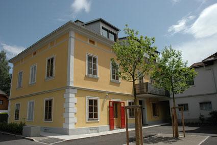 Kranz Kastenfenster, Geburtshaus Franz Xaver Süßmayer, Schwanenstadt