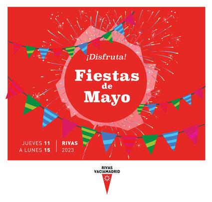 Fiestas de Rivas Vaciamadrid Fiestas de Mayo