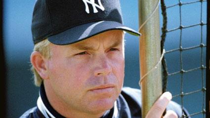 Buck Showalter allora manager degli Yankees