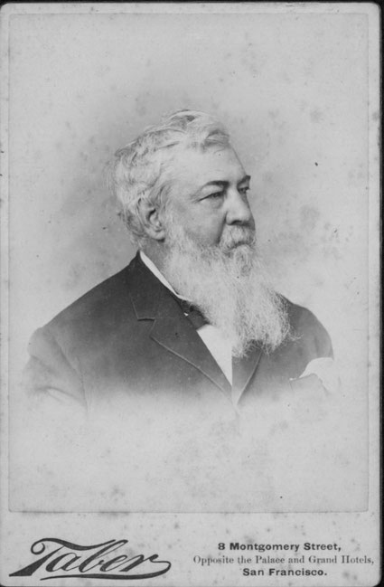 Alexander Joy Cartwright Jr.  Photo Credit: Hawaii State Archives.
