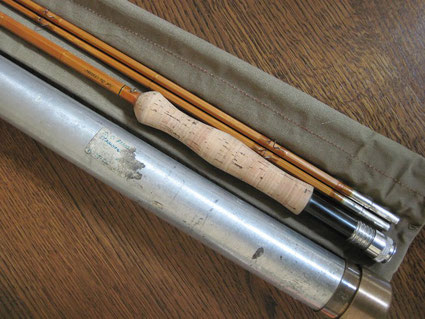 E.C.Powel Bamboo Rod