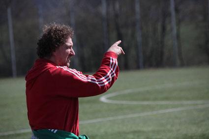 +++ Möchte mit seinem Team nach drei sieglosen Spielen wieder zurück auf die Siegerstraße +++