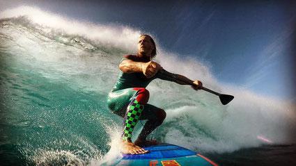 Wellenreiten- und SUP Wave Profi