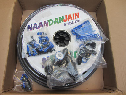 Naandanjain Drip-Kit - Complete solution out of the box