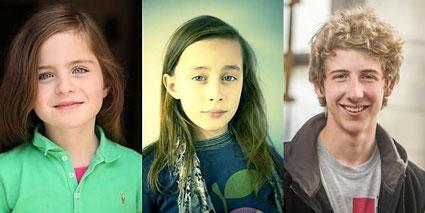 Johanna, Nina Marie, Lorenzo