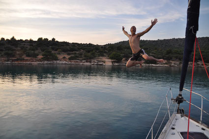 Männer auf Kurs Segeln Coaching Abenteuer Lebenslust
