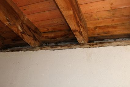 Schäden durch nicht erkannte Konstruktionsarten und deren Folgen.