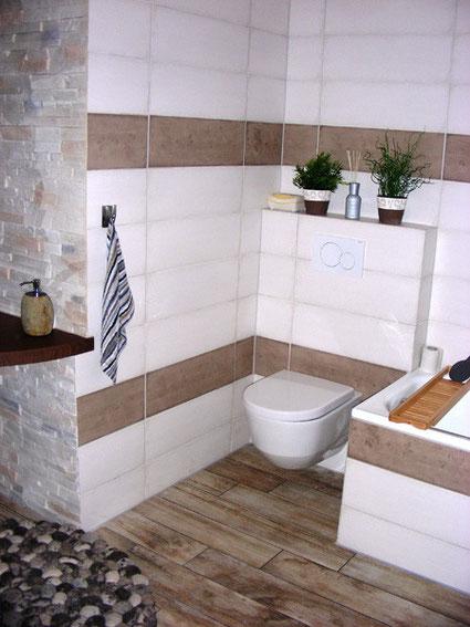 Badezimmer nach dem Umbau