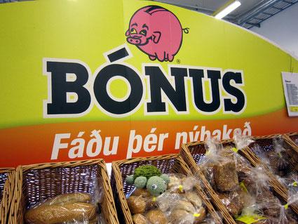 Un supermarché discount qu'on a retrouvé un peu partout dasn le pays