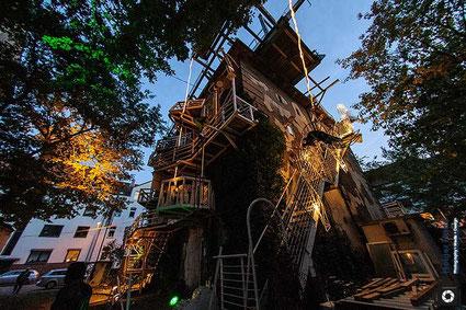 Kulturbunker  Foto: H. Hütte