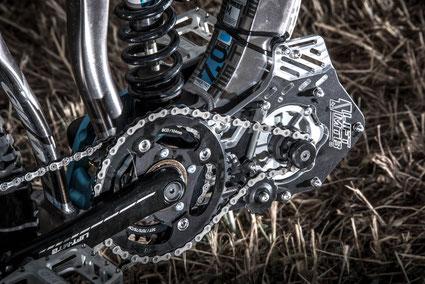 do mountain bike, in to electric mountain bike