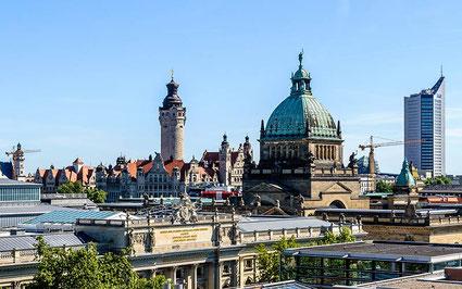 Eines der weltweit größten Herzzentren befindet sich in Leipzig