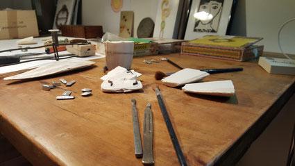 Bild: Handgemachte Luxus Manschettenknöpfe aus Berlin von Jenny Paris