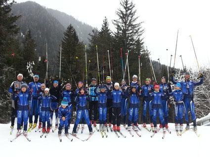 Gruppo sci di fondo ASC Dobbiaco