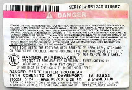 Ranger Firewalker