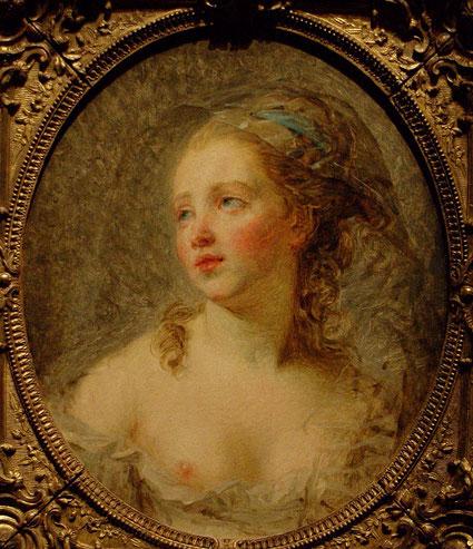 Jeune femme - Elisabeth Vigée-Lebrun