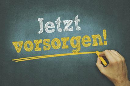 https://stock.adobe.com/de/stock-photo/jetzt-vorsorgen-text-auf-tafel/102601289
