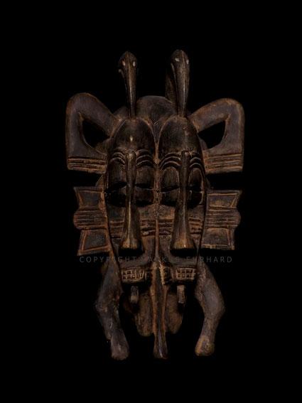 Yalourga Soro Senufo art Senoufo Kpelie mask masque