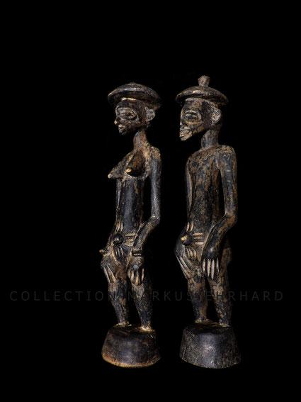 Senufo art by Yalourga Soro Tugubele Senoufo Kpelie mask masque