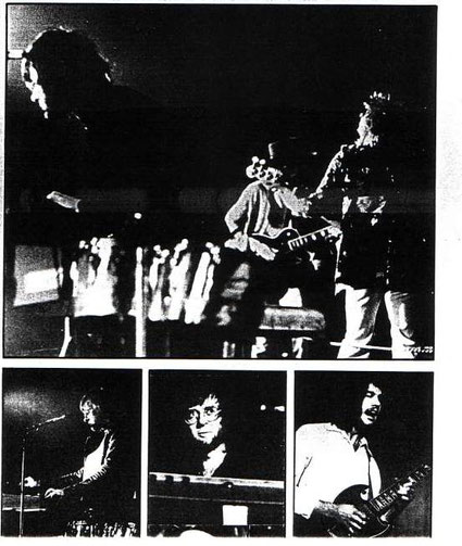 Go Set Magazine - Manfred Mann Photos 1972