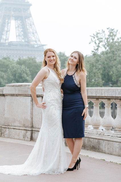 English speaking wedding planner in Paris - Katerina Nidikova-Meyvial