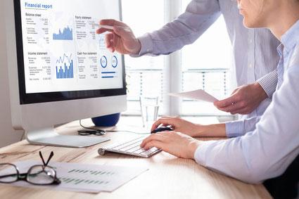 Kortmöller Jahresabschluss Bilanz papierlose digitalisierte Buchführung Finanzbuchhaltung DMS
