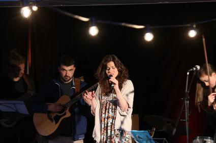 Antonia Gasser singt bei Sound am See