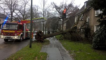 Foto: Pressestelle Feuerwehr Gelaenkirchen