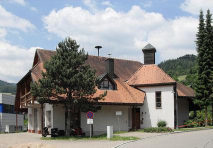 Rathaus Wembach