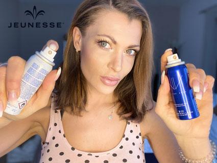 Ein Airbrush Make UP der Superklasse, eine Sekunde sprühen und Du hast den perfekten Look - inkl. Anti Aging Wirkstoffe!