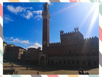 Siena in de Chianti streek