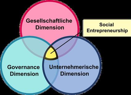 Zur Definition von Social Entrepreneurship