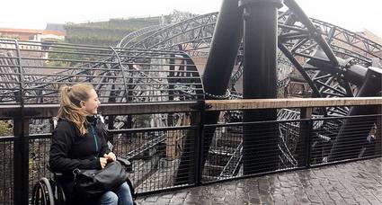Sfeer proeven bij favo achtbaan Taron in Phantasialand