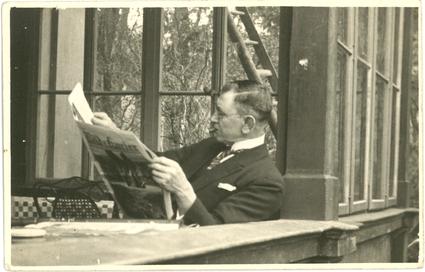 Vater Friedrich Becker