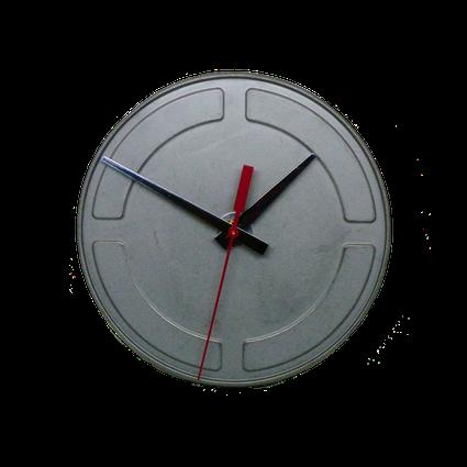 horloge boite de film 35mm