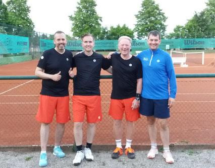 Torsten Koch, Markus Stappelton, Michael Schäfer, Andy Klinger