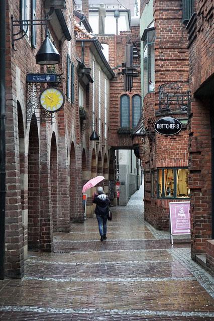 Was geht in Bremen? Die Böttcherstraße mit dem Paula-Modersohn-Becker-Museum und....