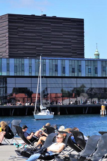 Broens Gadekøkken in Kopenhagen/ Christianshavn