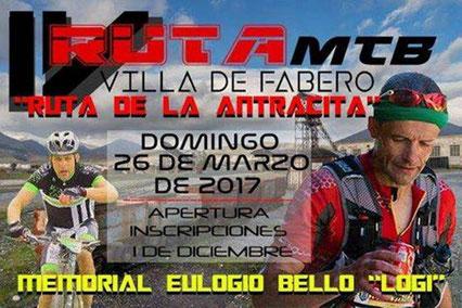 IV RUTA DE LA ANTRACITA - Fabero, 26-03-2017