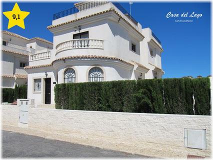 Vrijstaande Villa, Casa del Lago
