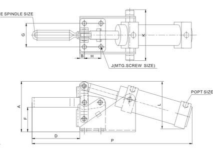 Zeichnung CH-10247-A und CH-10249-A
