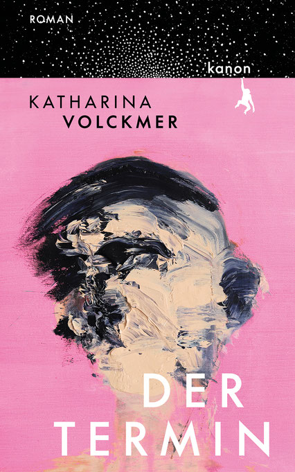 Das Bild zeigt das Cover von Der Termin von Katharina Volckmer.