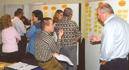 Beratung und Support in allen für Organisationen und KMU wichtigen Belangen
