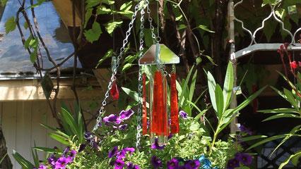 Ideen aus Glas, Glasmobile, Mobile