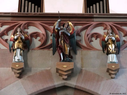 Erzengel St. Michael (Mitte), Hösbach