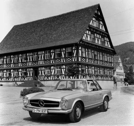 """S级宝塔 """"Pagoda""""(© Daimler AG)"""